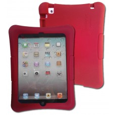 Silicone Gel Case in Red for iPad mini 1, 2, & 3
