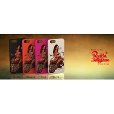 Totally Tablet™ Rockin Jelly Bean iPhone 5 Biker cases