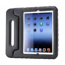 Totally Tablet™ Protect-O Shell Case for the iPad Air In Black